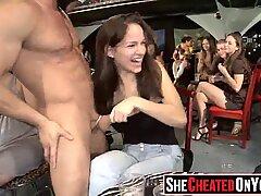 40 Crazy Sluts sucking party dick  262