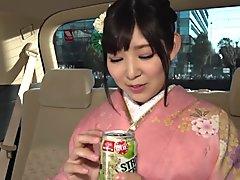 Japan tante selalu ajak ngentot