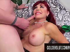 Golden Slut - Banging Busty Older Beauties Compilation Part 1