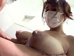Amazing Japanese slut in Incredible Shower, Fetish JAV video