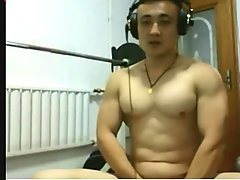 Chinese muscle man solo 1