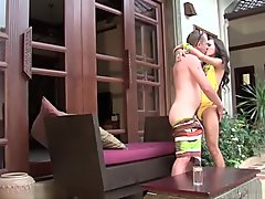 This Thai Slut Knows Exactly What She Wants. Shes Not...