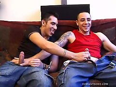 Bradley and Alex Sucking Dick
