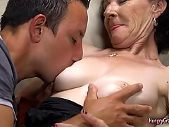 Fucking a Sexy Granny