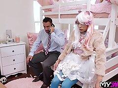 Sami Parker Asian Pussy Horny Dolls