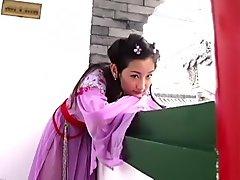 CHINESE GIMNAST GIRL