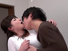 Exotic Japanese girl in Incredible Big Tits, Hidden Cam JAV movie