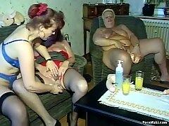 xxx groupsex with grannies