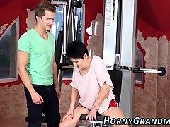 Gilf nailed at the gym