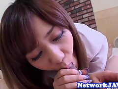 fantastic chinese schoolgirl gets doggystyled