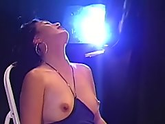 Cute Asian babe gets her pussy covered with cum - German Goo Girls