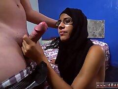 Arab hairy girl on webcam Desperate Arab Woman Fucks For Money