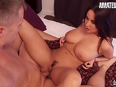 LaCochonne - Fat Ass MILF Anissa Kate Has Anal Sex With Daddy