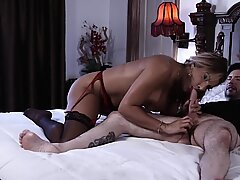 Magnificent Mercedes Carrera left satisfied after such a good fuckingReport this video