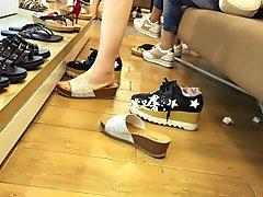 china foot - 12