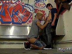Gay sex boy vs gay sex men A Cock Spy Gets Fucked!