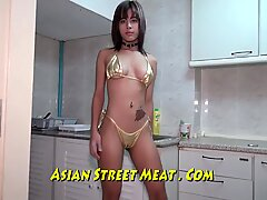 Pleasant Smell As Asian Asshole Fucked