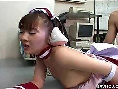 Hot Fuck Action with Maria Yamada