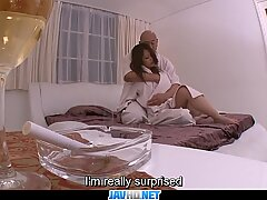 Subtitles Beautiful POV sex with japanese MILF S