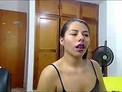 Fat Juicy Latina Ass Cam girl