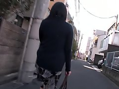 Horny Japanese chick in Exotic Interracial, HD JAV clip